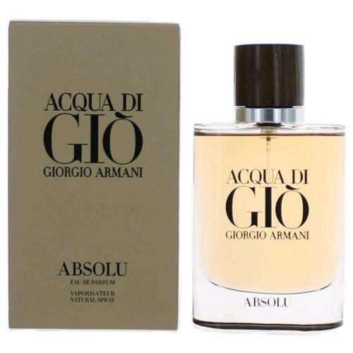 Giorgio Armani Acqua Di Gio Ab Edp x 75ml  #1