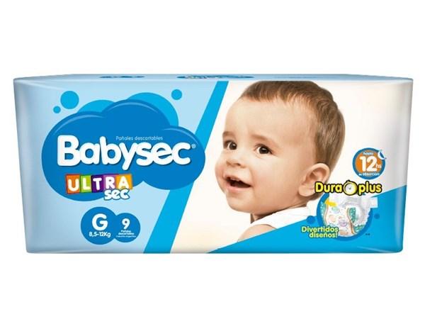 Babysec Ultra Hiper-pack G X44