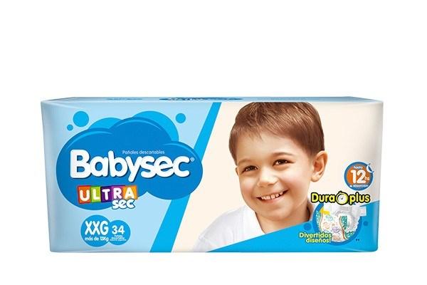 Babysec Ultra Hiper-pack XXG X34