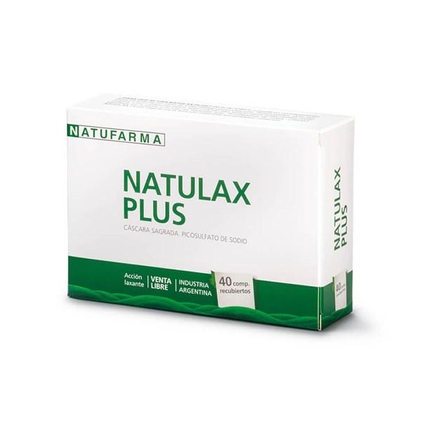 Natulax Plus Probiotico x 40 Comprimidos