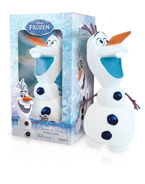 Frozen Espuma De Baño 3D Olaf x400ml
