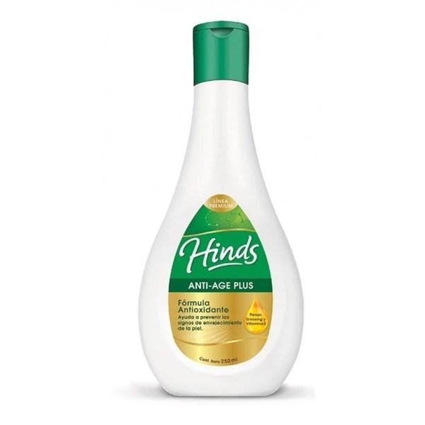 Hinds Crema Anti-Age Plus 250ml