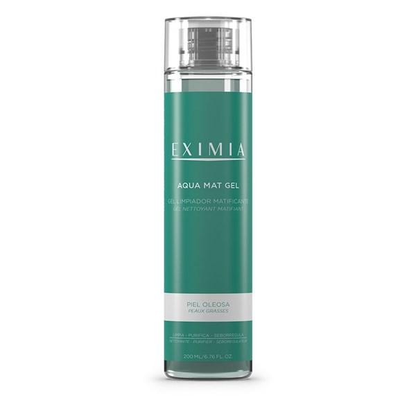 Eximia Aqua Mat Gel Limpiador Matificante Piel Oleosa 200ml