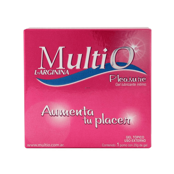 Multi-O Pleasure Gel Lubricante Íntimo Femenino 20gr #1