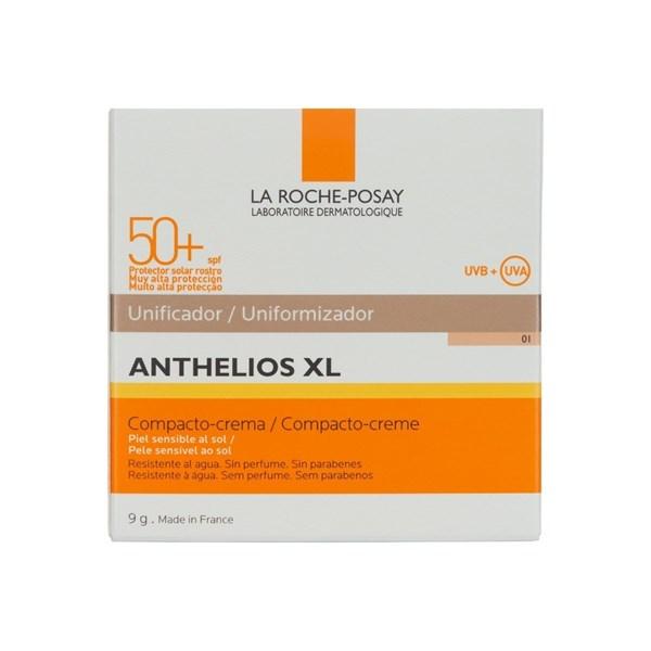 Anthelios XL Compacto-Crema Tono 01 FPS50 #1