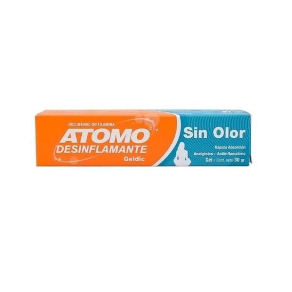 ATOMO Desinflamante Sin Olor x 100 gr