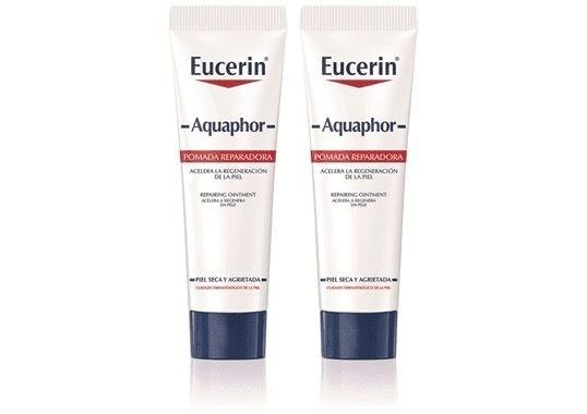 Eucerin Aquaphor – Pomada Reparadora x 2 alt