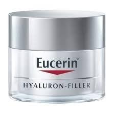 Eucerin HYALURON-FILLER Crema de Día para piel seca 50 ml