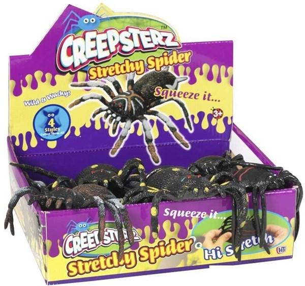 Araña Bromas Creepsterz Spider