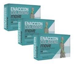 Enaccion Colageno Suplemento Deportivo x30 Comprimidos  Move