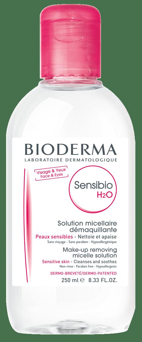 Sensibio H2O Desmaquillante Solucion Micelar X 250 Ml