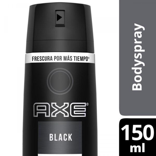 Desodorante Axe Black Bs Aerosol X 96 Gr