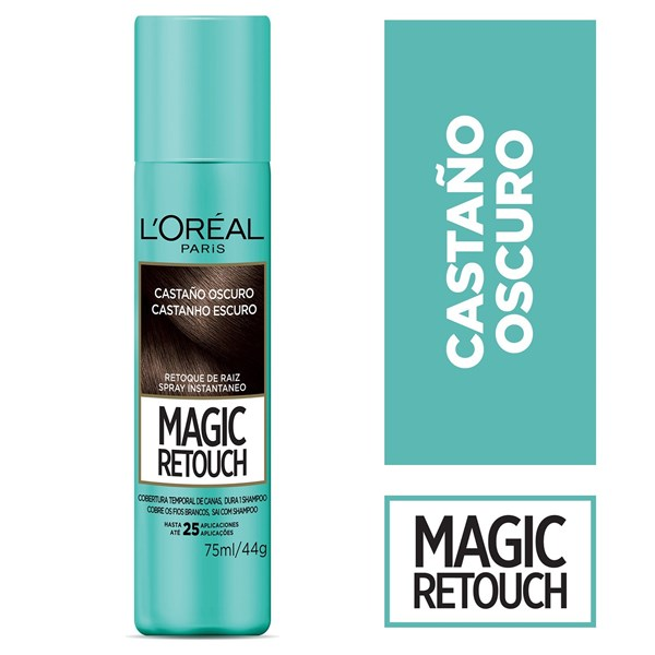 Loreal Magic Retouch Castaño