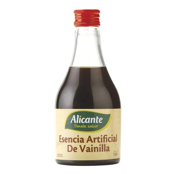 ESENCIA VAINILLA ALICANTE x 100 CC