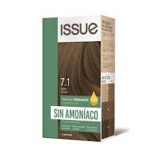 ISSUE Tintura Sin Amoníaco Kit Nº 7.1 Rubio Ceniza