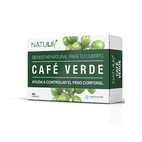 Cafe Verde Natuliv Caps.X 60