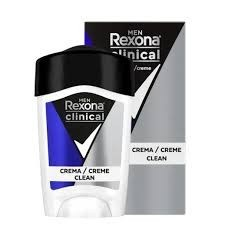 Rexona Clinical For Men Crema X 48 Grs