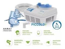 Nebulizador Ultrasónico Digita Silfab Piccolo Plus N64