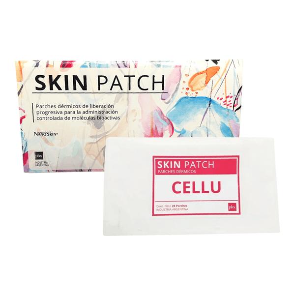 Kit Skin Patch Cellu Parches Dérmicos + Midermus Crema Celulitis Control alt