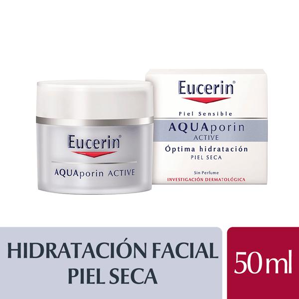 Aquaporin Active Eucerin Crema Piel Seca X 50 Ml #1