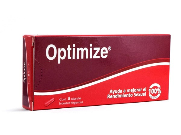 Optimize Suplemento Dietario Optimize X8caps