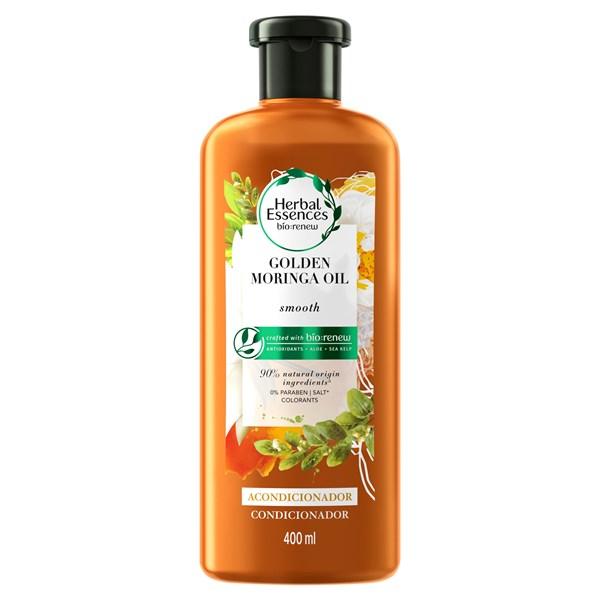 Herbal Essences Acondicionador Bío Renew Golden Moringa 400ml