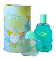 Danielle Jolie Lata Perfume + Shampoo