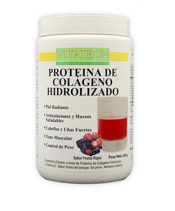 Vitatech Proteina de Colageno Hidrolizado 248 gr #1
