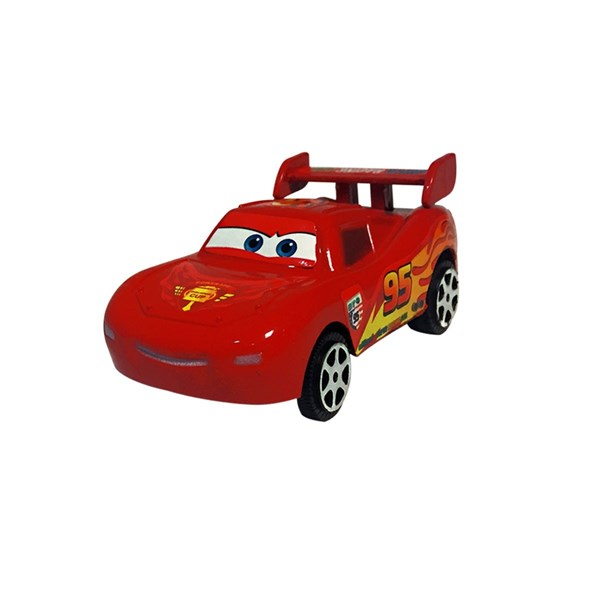 Disney Cars Autitos Coleccionables x6  alt
