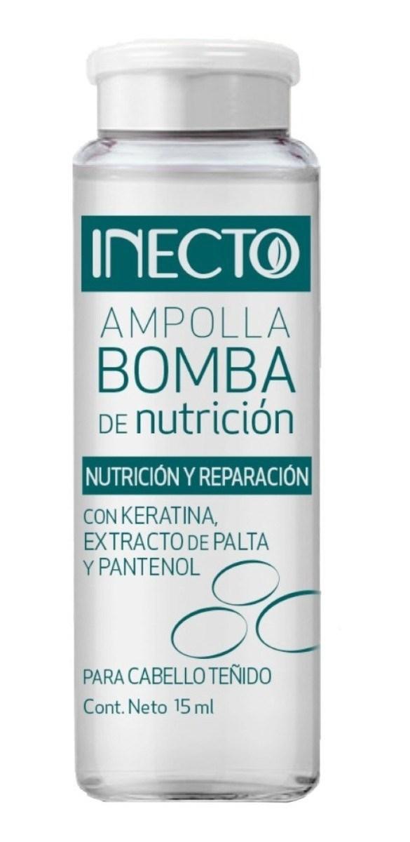 Inecto Ampolla Bomba De Nutricion x15ml