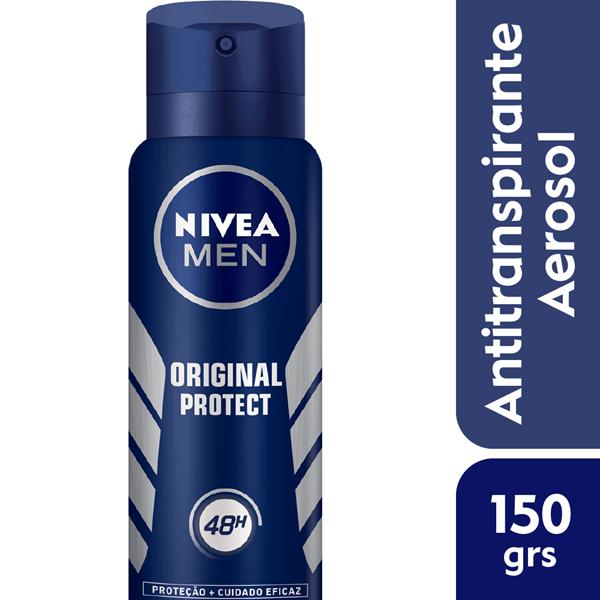 Desodorante Nivea Desodorante En Aerosol Protect & Care X 50 Ml
