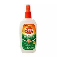 Off Family Active Extra Duracion Spray 200cm3