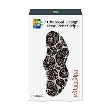 Purederm Tiras Nasales Carbon Design Nose Pore x6