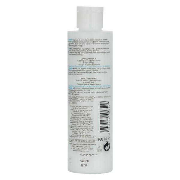 La Roche Posay Toleriane Dermolimpiador Fluído X 200 Ml alt