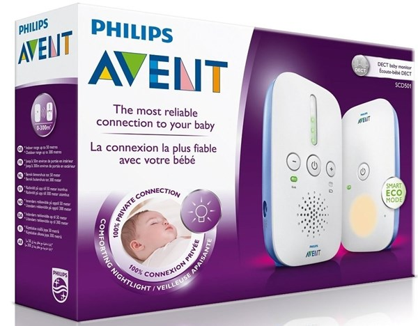 Monitor Babycall Avent  alt