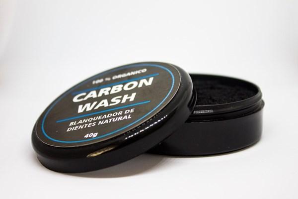 Carbon Wash Blanqueador Dental Natural 40 Gr alt