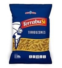 FIDEOS TERRABUSI TIRABUZONES x 500 GRS
