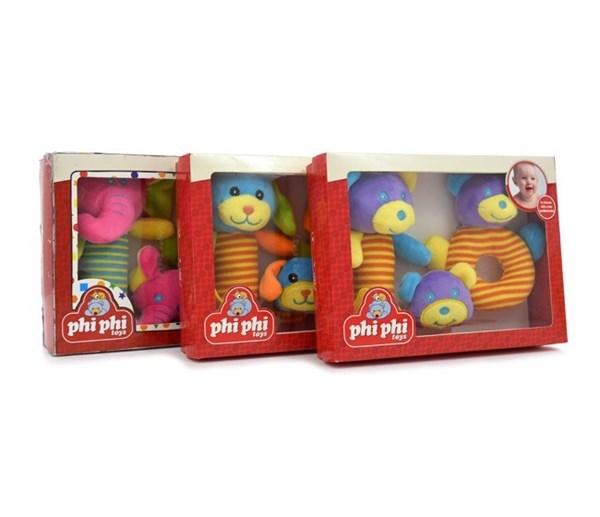 Sonajero 3 Piezas Phi Phi Toys alt