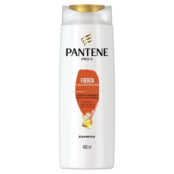 Shampoo Pantene Pro-v Fuerza Y Reconstrucción X 400 Ml alt