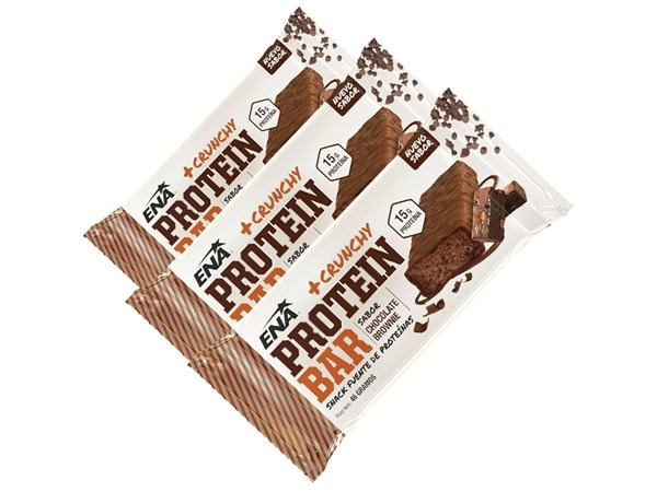 Protein Bar Chocolate Brownie  46gr  PROMO 3 X 2 alt