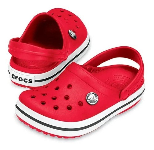 Crocs Band Kids Red Nº 21 alt