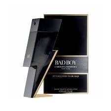 Perfume Carolina Herrera Bad Boy EDT 50ml
