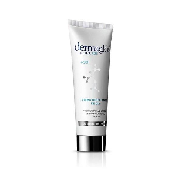 Dermaglós Facial Ultra Age +30 Crema Hidratante de Día FPS30 x 50g