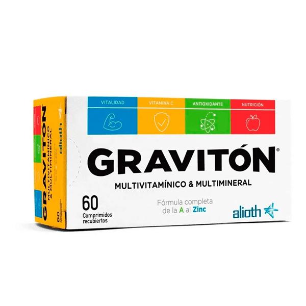 Graviton Multivitaminico  60 Comprimidos