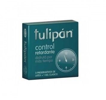 Tulipan Control Retardante x3
