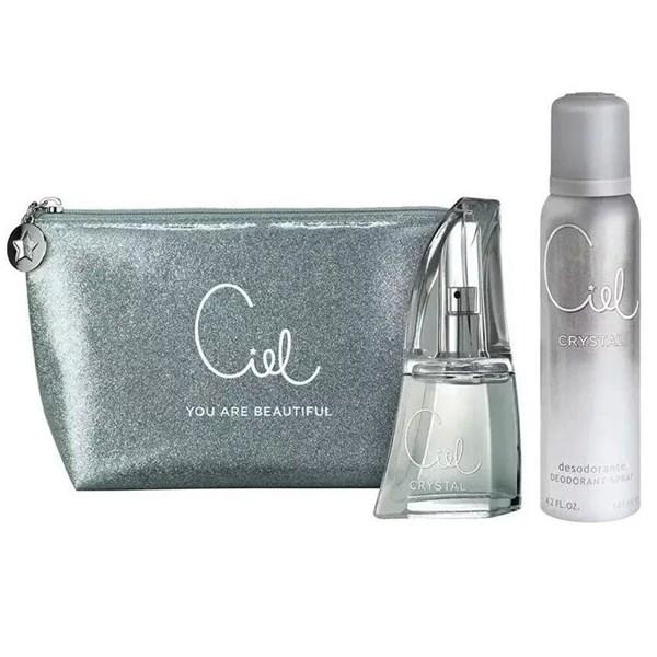 Perfume Ciel Crystal Necessaire  #1