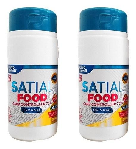 Combo X2 Suplemento Dietario Satial Food Polvo X 50 Gr