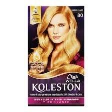 Koleston Kit N° 80 Rubio Claro