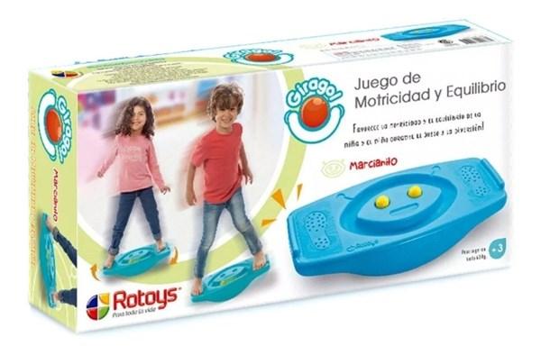 Giragol Marcianito Juguete Equilibrio