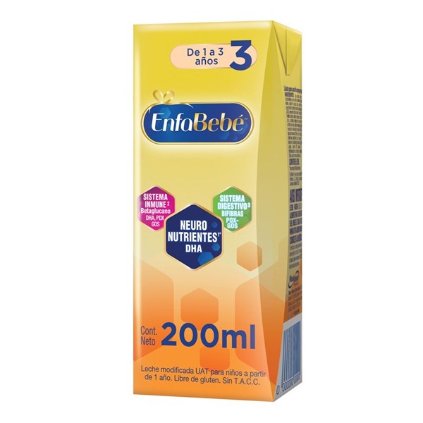 Enfabebe 3 Brik x 200 ml PROMO 3X2